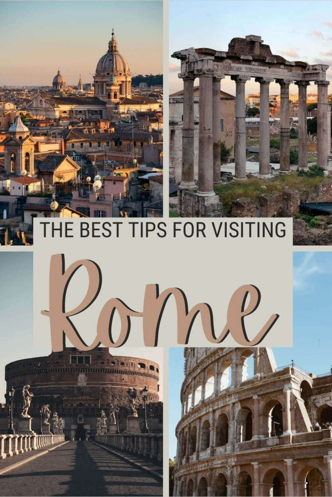 Read what you need to know before your trip to Rome - via @strictlyrome