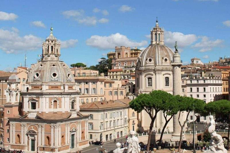 fun facts about Rome