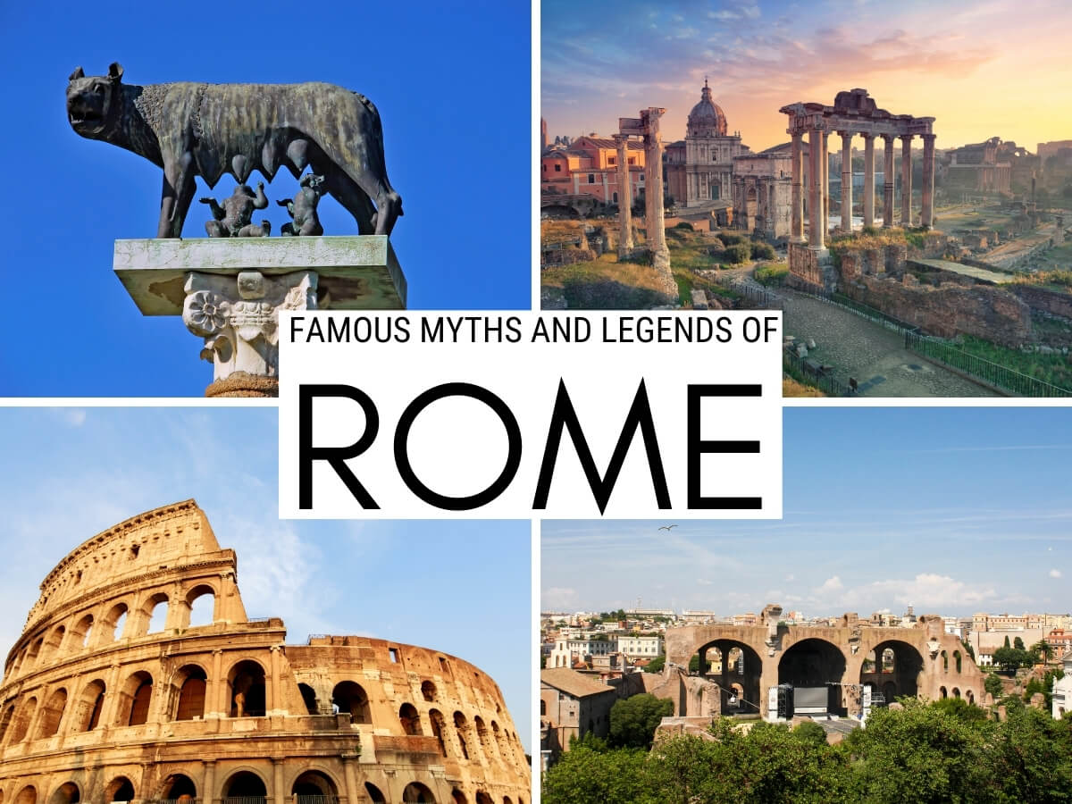 Rome Myths and Legends