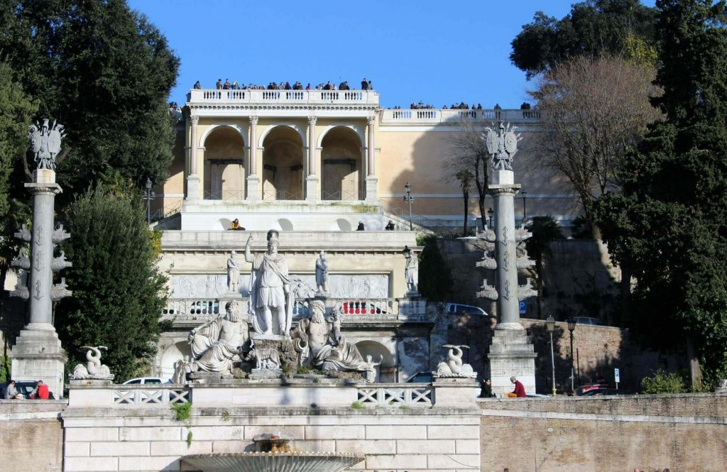 Parks of Rome