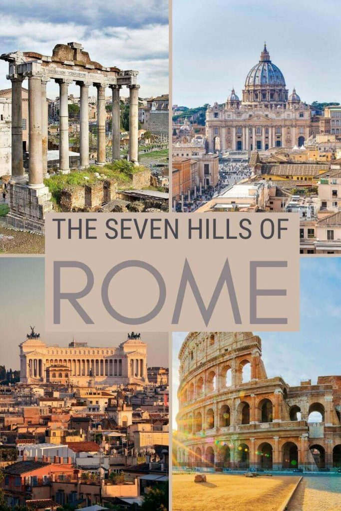 Check out this post about the seven hills of Rome - via @strictlyrome