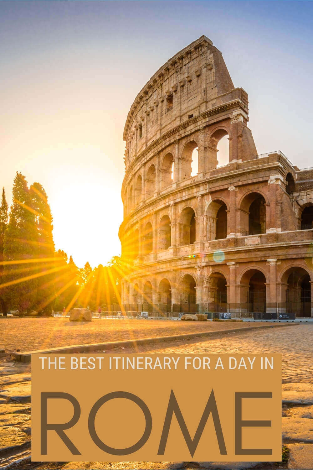 Discover how to make the most of a day in Rome - via @strictlyrome