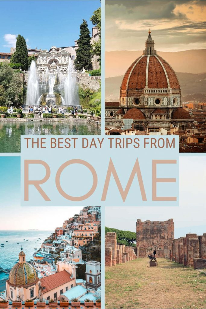 Check out the best day trips from Rome - via @strictlyrome