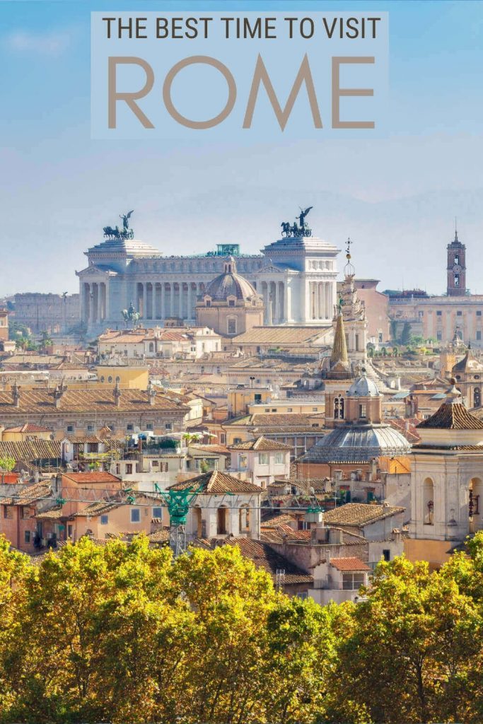 Discover the best time to visit Rome - via @strictlyrome